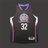 Mens Los Angeles Clippers Blak