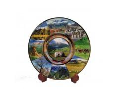 Qilian Craft Plate