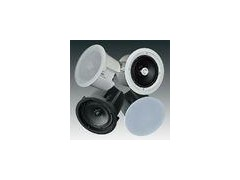8 Inch 12 Ohm Sound Column Array Speakers With Pivoting Tweeter , CE RoHS