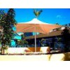 Elegant Umbrella Shade Structures Cantilever Pool Umbrella For Water Park