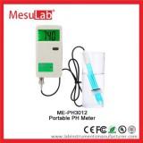 Portable Scientific PH Meter L