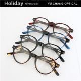 Round Shape Acetate Eyewear Fr