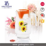 1.3L Big Glass Water Jugs With