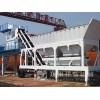 HZS35 concrete batching plant