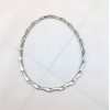 N-021 Best model Permanent germanium Titanium bracelet stainless steel jewelry/Necklace