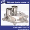 Investment Casting Pump Parts Pump Cover