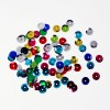 Assorted Colors Cup Shaped Loose Sequins
