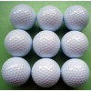 how to make a golf ball
