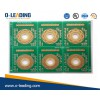 HDI pcb Printed circuit board, china pcb manufacture