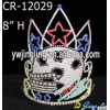 Wholesale Movie Theme Rhineston Pageant Crown For Sale