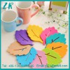High Quality Cheap Customized Eco-friendly Felt Coasters