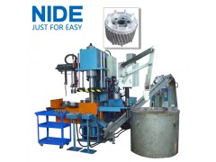 High automation and efficiency rotor die casting machine (60T)