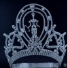 Latest Rhinestone Crystal Custom Pageant Crowns