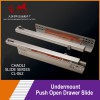 Undermount Push Open Slide CL-062