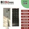 BSC30W INTEGRATED SOLAR STREET LIGHT WITH CCTV CAMERA