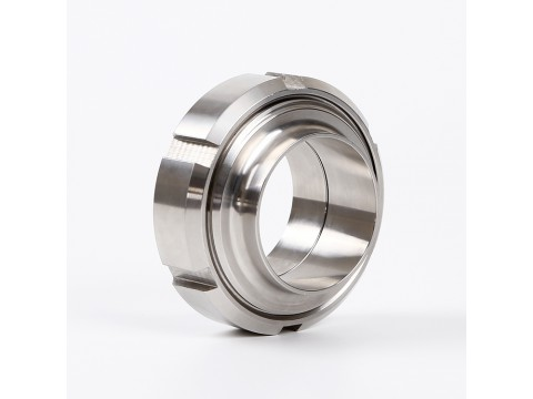 SS304/316L SMS Stainless Steel Sanitary Pipe Fitting Union
