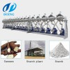 Stainless steel starch production hydrocyclone