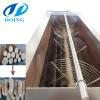 High peeling rate stainless steel tapioca peeler