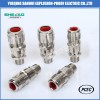 Explosion-proof/industrial type armored cable glands for junction box IP68