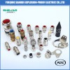 Double compression cable gland for all armored cable IP68