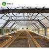 China easily installed low cost fully automated blackout greenhouse for medical planting