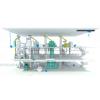 3D-анимация видео оборудования для производства подсолнечного масла