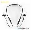 BYZ V4.1 Sweat-proof Bluetooth Neck Band Sports Earphones with Magnetic Absorb
