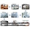 Cassava starch processing machine