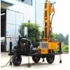 Hydraulic bore pile rock drilling machine