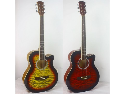 40'' linden gloss acoustic guitar