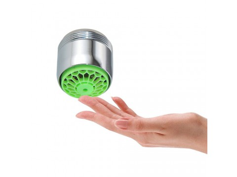 Adjustable Flow Faucet Aerator Water Saver