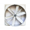 PVC Material Shutter Poultry Farm Shed Ventilation Fan with Anti Corrosion