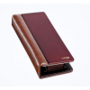 Leather remote control cover for hotel