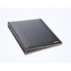Leather service folder for hotel use