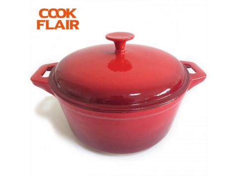 Cast Iron Casserole Dish