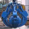 Hydraulic Orange Peel Grab , Strong Body Mechanical Grab Bucket For Coal Clinker