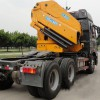 OUCO 30t Folding Boom Truck Mounted Crane