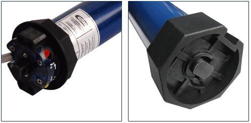 AC Tubular Motor (CHS40-3/28)